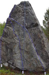 Spissteinen - Nord